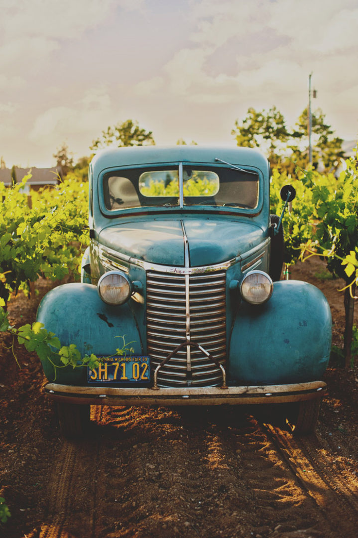 Old Car - Credit Unsplash