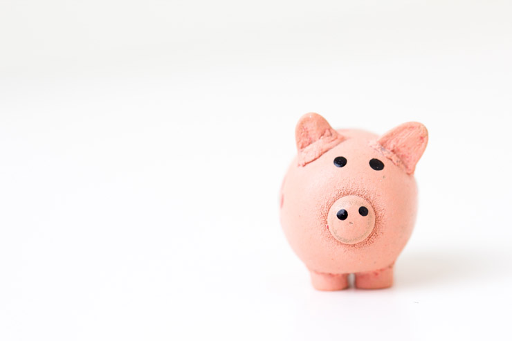 Piggy Bank - Credit Unsplash