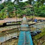 Bukit Lewang bridges