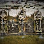 Fountains at Goa Gajah