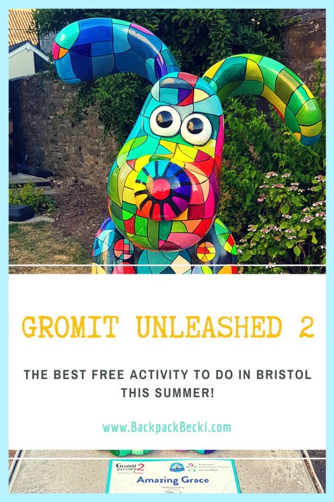 Gromit Unleashed 2018 Pin 3