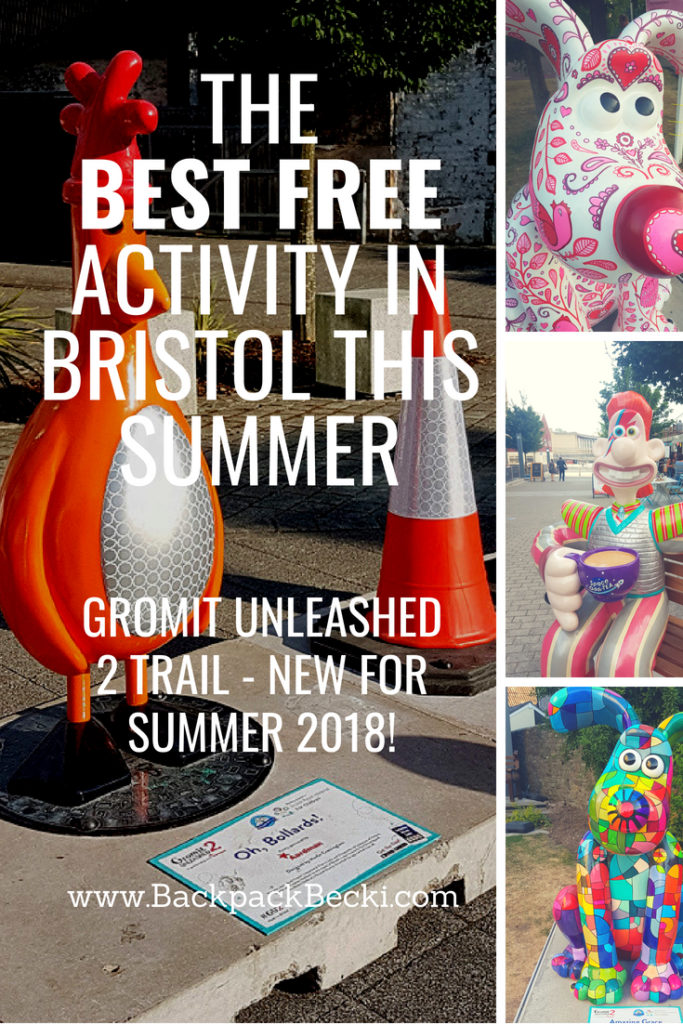 Gromit Unleashed Pin 2