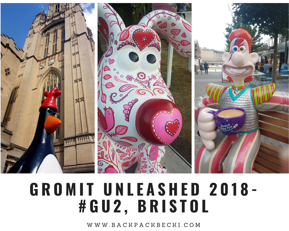 Gromit Unleashed Title