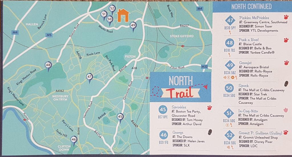 north trail