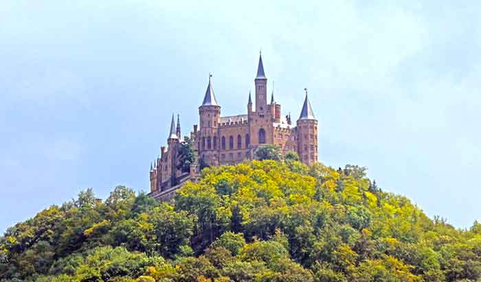 Fairytale castles of Germany road trip itinerary - The ultimate 7-day southern Germany road trip with MAP & INFO for the south of Germany self-drive tour.