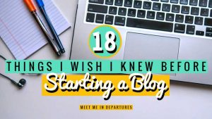 My Blogging Journey – 18 Incredible Tips for New Bloggers