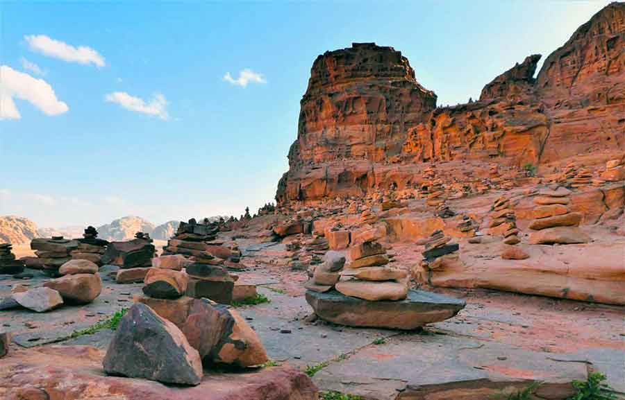 Wadi Rum Camp - Experience Bedouin hospitality on an exciting stay at a Wadi Rum Desert Camp 14