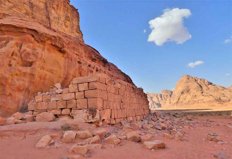 Wadi Rum Camp - Experience Bedouin hospitality on an exciting stay at a Wadi Rum Desert Camp 13