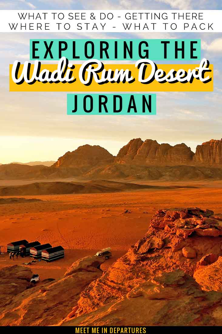 Wadi Rum Camp - Experience Bedouin hospitality on an exciting stay at a Wadi Rum Desert Camp 1