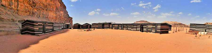 Wadi Rum Camp - Experience Bedouin hospitality on an exciting stay at a Wadi Rum Desert Camp 8