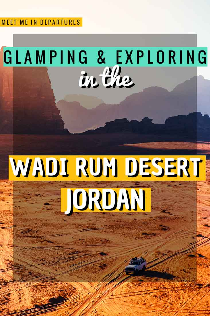Wadi Rum Camp - Experience Bedouin hospitality on an exciting stay at a Wadi Rum Desert Camp 22