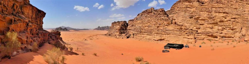 Wadi Rum Camp - On the Trail of the Bedouin People