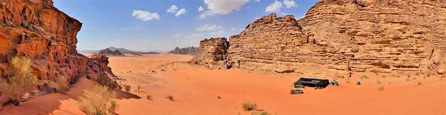 Wadi Rum Camp - Experience Bedouin hospitality on an exciting stay at a Wadi Rum Desert Camp 10