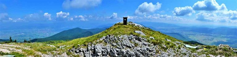 At-the-top-of-Pljesevica-Mountain-Hike-showing-the-Bosina-and-Herzegovina-side-and-the-Criatia-side-Optimised