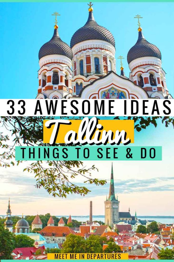 What To Do In Tallinn - 33 Amazing things to add to your Tallinn Itinerary 2
