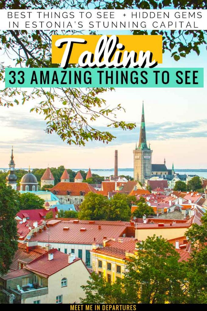 What To Do In Tallinn - 33 Amazing things to add to your Tallinn Itinerary 1