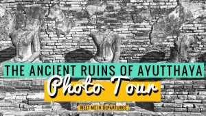 Beautiful Ayutthaya Photos – The Ancient Kingdom of Siam [Photo Tour]