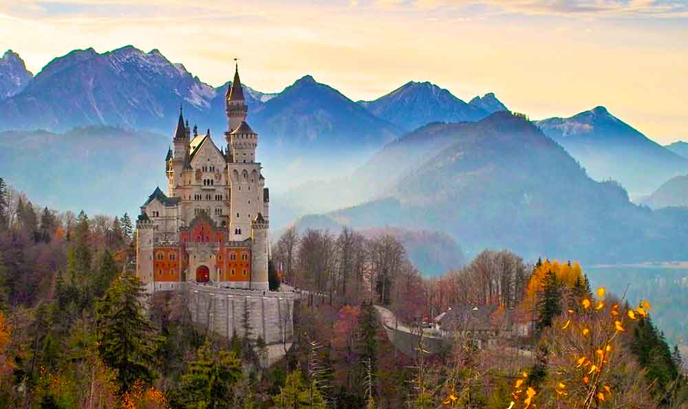 Fairytale castles of Germany - An awesome 7 day southern Germany road-trip 1
