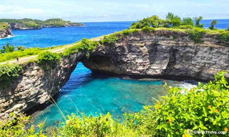 bali bucket list Broken-beach-in-Nusa-Penida-optimised