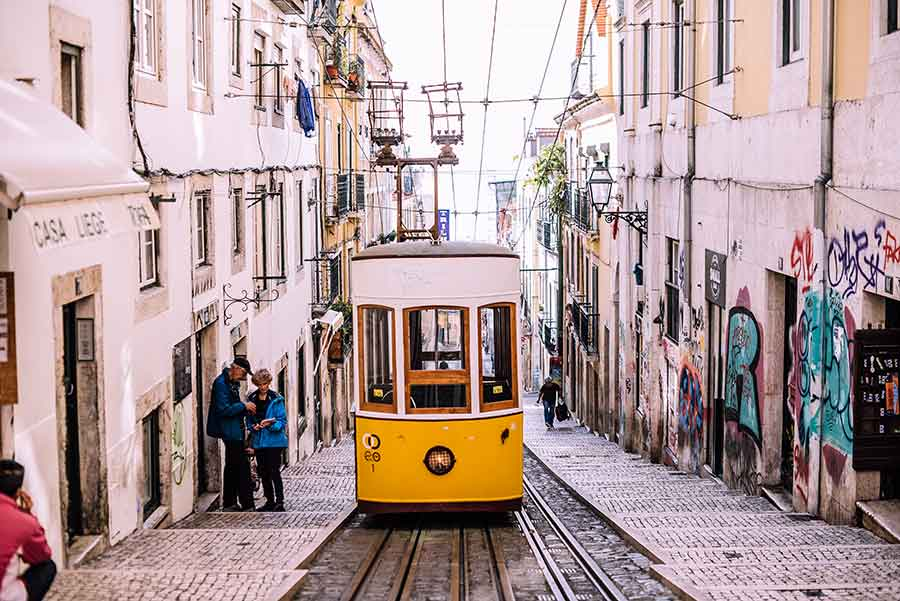 2 days Lisbon itinerary – How to spend an amazing 2 days in Lisbon 1