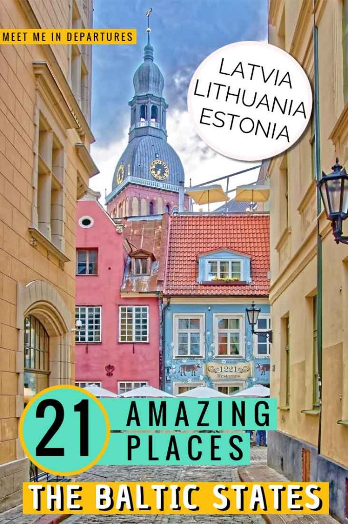 Planning your trip and wondering what to see in Estonia, Latvia and Lithuania? Check out the best of the Baltics, 21 of the best places to visit in the Baltics. The best things to see in Estonia, where to go in Latvia, and the top attractions in Lithuania. The best things to see in the Baltics. Add these to your short trip to the Baltics or your Baltic road trip itinerary. #Baltics #BalticStates #Estonia #Lithuania #Latvia #Europe #EasternEurope #EuropeRoadTrip