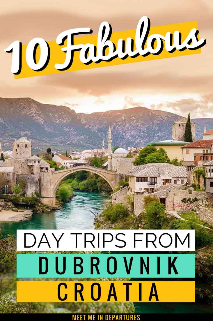 10 Best Day Trips from Dubrovnik to add to your Croatia Itinerary 2