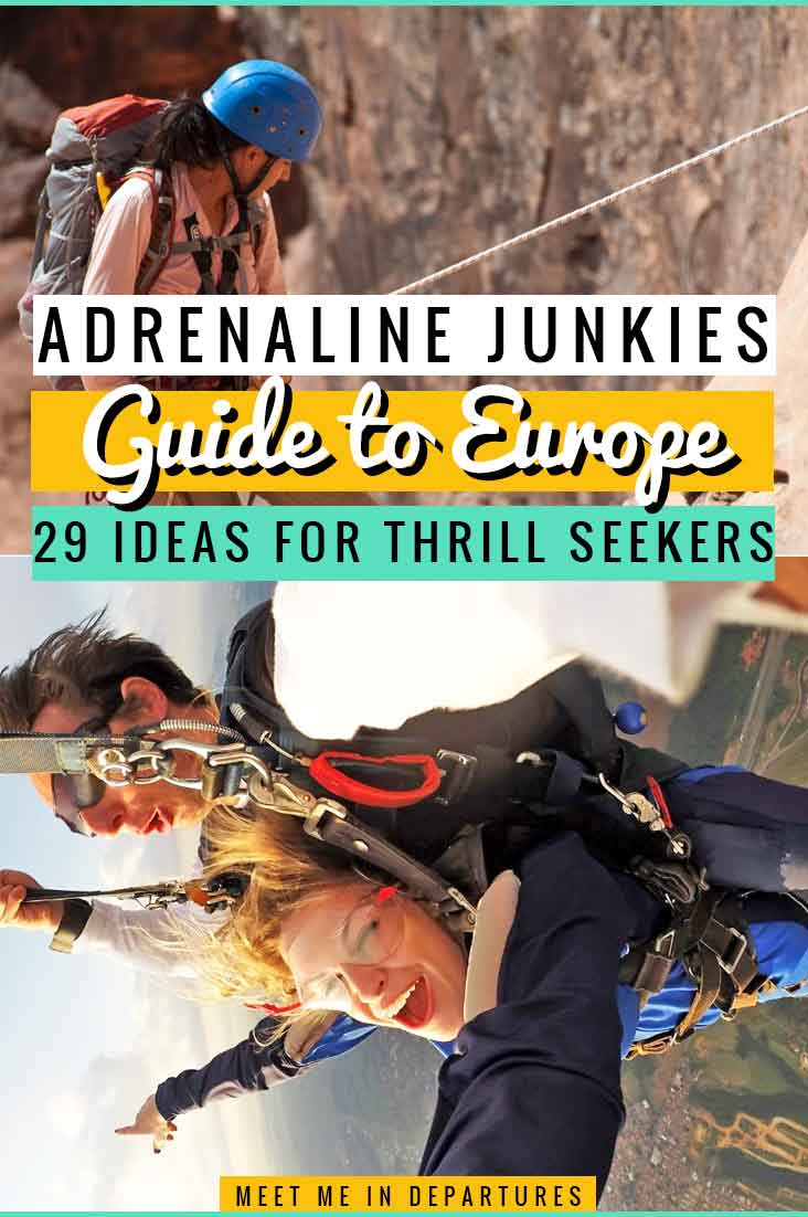 A Thrill Seekers Guide: The 29 Best Adventure Holidays in Europe for Adrenaline Junkies 2