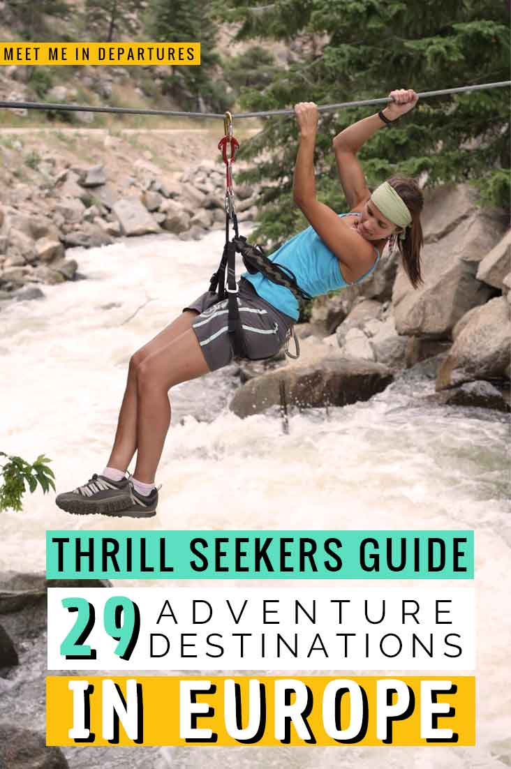 A Thrill Seekers Guide: The 29 Best Adventure Holidays in Europe for Adrenaline Junkies 3