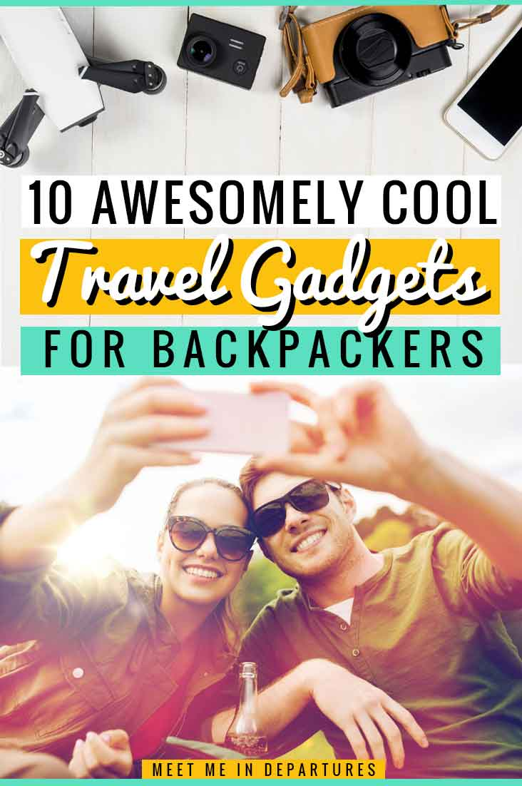 10 of the Best Travel Gadgets for Backpackers & Travellers 2