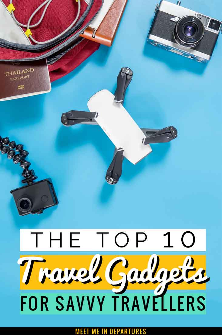 10 of the Best Travel Gadgets for Backpackers & Travellers 3
