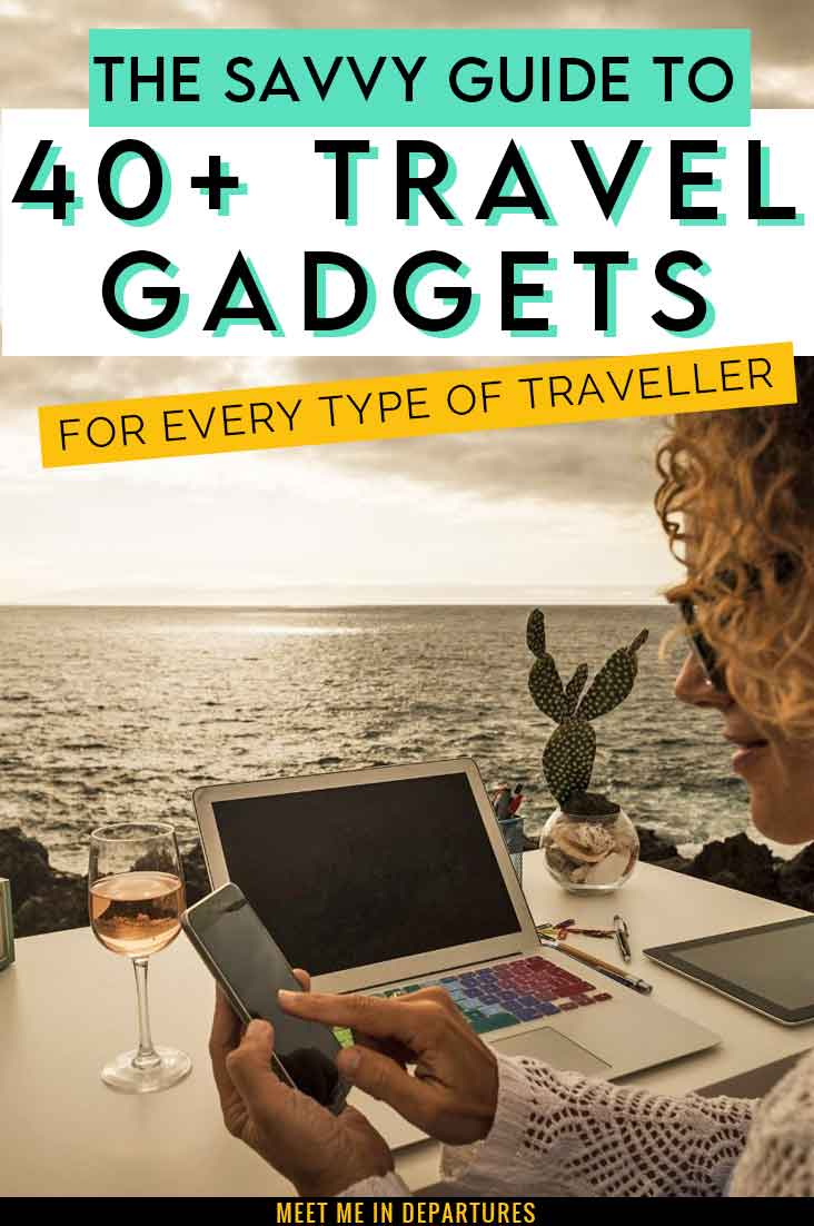 Essential Travel Gadgets for Backpackers - 40 Of The Best Gadgets for Travellers 51