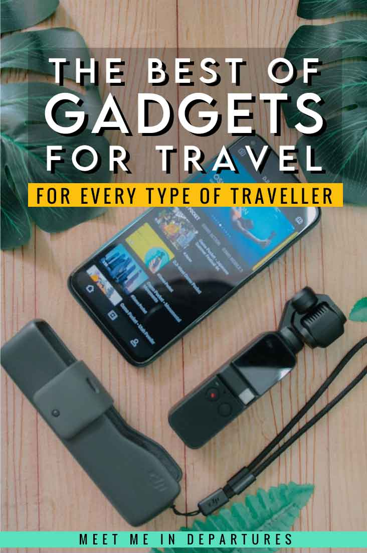 Essential Travel Gadgets for Backpackers - 40 Of The Best Gadgets for Travellers 49
