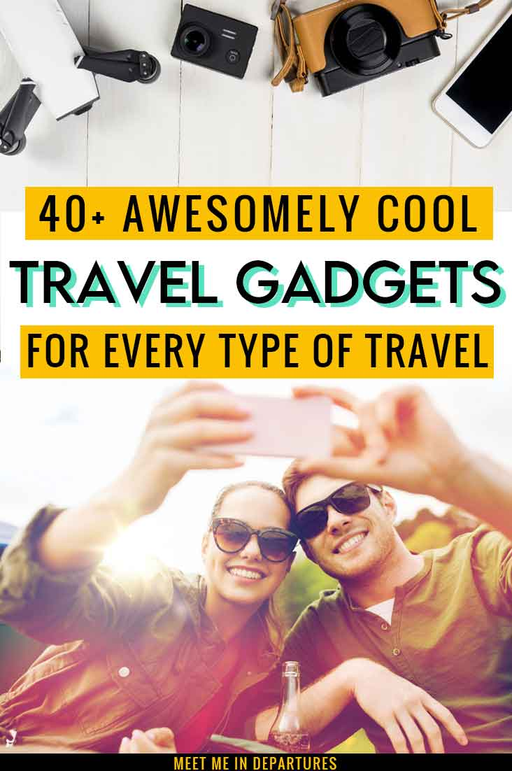 Essential Travel Gadgets for Backpackers - 40 Of The Best Gadgets for Travellers 50