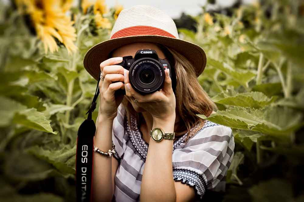14 Of The Best Cameras for Bloggers - The Top Blogging Camera for Every Niche! 13