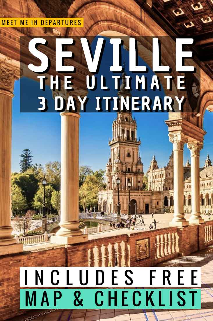 How to see stunning Seville in 3 days: Your complete 3 day Seville itinerary 10