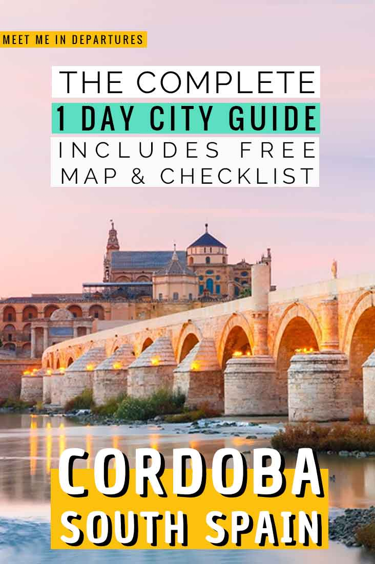Seville to Cordoba Day Trip | The Perfect One Day in Cordoba Itinerary 9