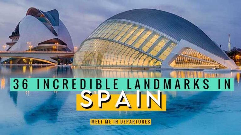 Incredible Landmarks in Spain to add to your Spanish Bucket List | Spain Landmarks | Spain Bucket List | Must See in Spain | Best things to do in Spain | Visit Spain | Spanish Bucket List | Famous Spanish Landmarks | Things to see in Spain | Barcelona Bucket List | Seville Bucket List | Spain Checklist | Where to go in Spain | What to see in Spain | Visiting Spain | Spain Itinerary | Planning a trip to Spain | Spain Aesthetic #Spain #Europe #VisitSpain #Iberia