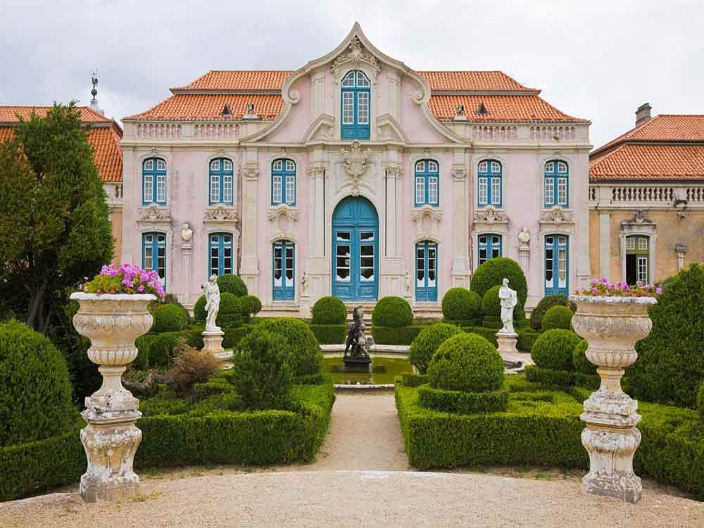 30+ Famous landmarks in Portugal to add to your Portugal Bucket List. Visit these beautiful castles, palaces and monuments. These Portugal points of interest include Sintra, Azores and other famous landmarks, Portugal | Includes Portugal Landmarks Checklist