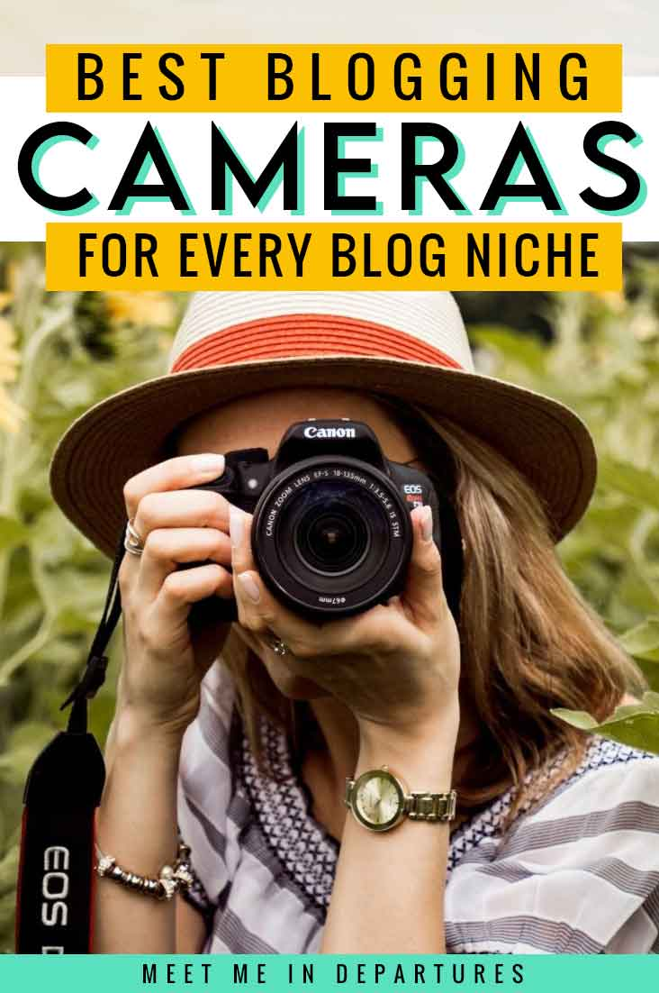 14 Of The Best Cameras for Bloggers - The Top Blogging Camera for Every Niche! 28