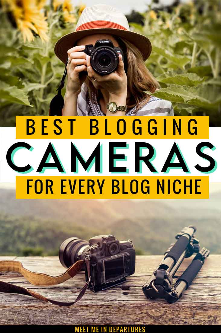 14 Of The Best Cameras for Bloggers - The Top Blogging Camera for Every Niche! 29