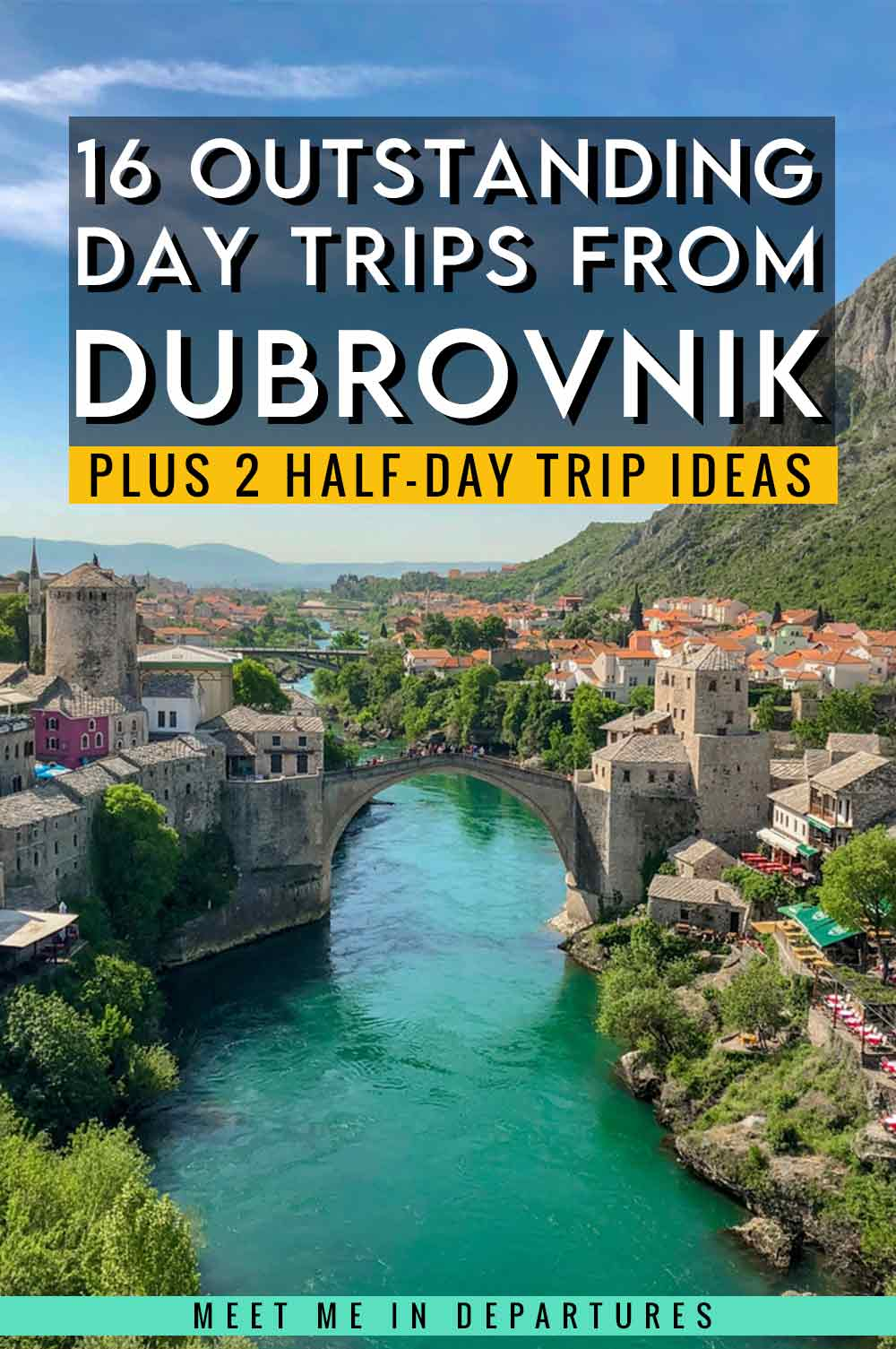 16 Outstanding Day Trips from Dubrovnik + 2 Half Day Dubrovnik Excursions 3